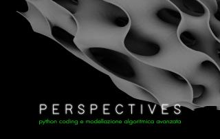 PERSPECTIVES | Livello Avanzato | Milano 12-14 Giugno 2020